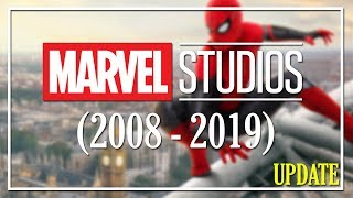 All Marvel Cinematic Univers Theme (2008 - 2019) - UPDATE