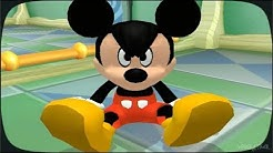 Magical Mirror Starring Mickey Mouse All Cutscenes (Gamecube)