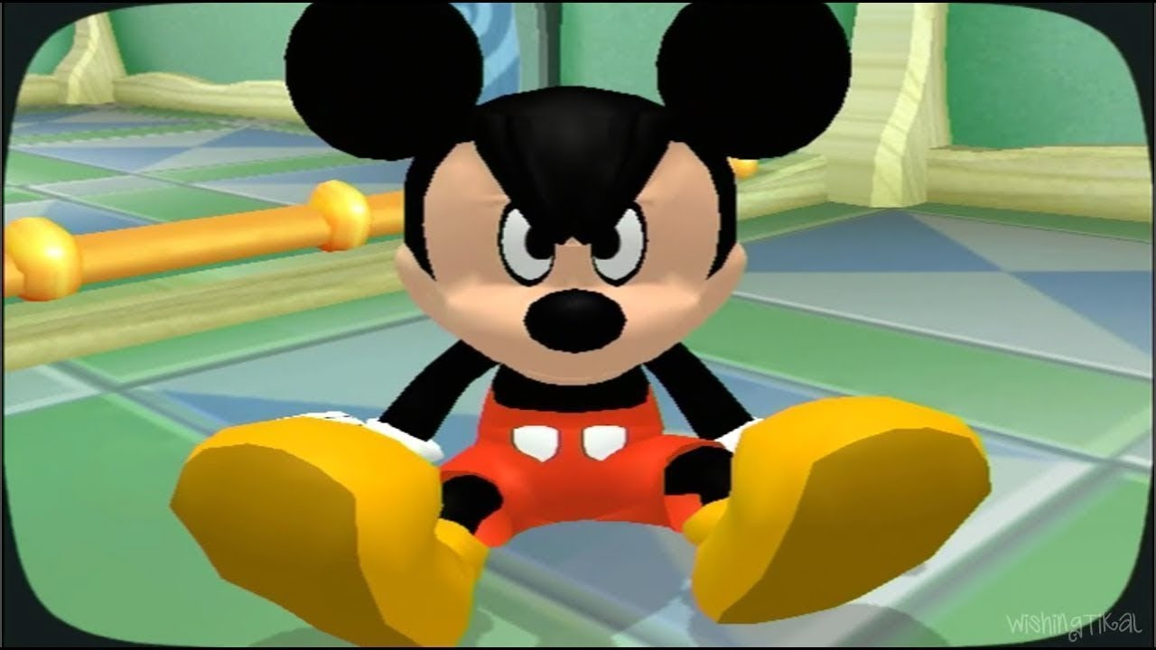 Download Magical Mirror Starring Mickey Mouse All Cutscenes (Gamecube)