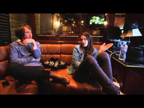 STAGE DIVE MAG // INTERVIEW // GARRETT AND PAT OF THE MAINE