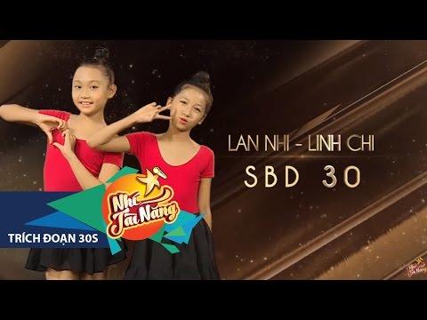 Múa Ballet Hồ Thiên Nga Kids siêu yêu - Linh Chi và Lan Nhi SBD 30