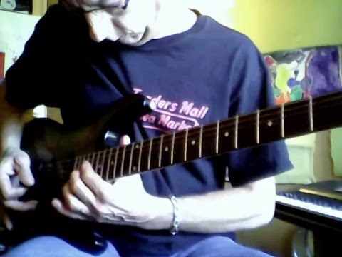Jeff Perry Project; Joe Satriani - Starry Night (Cover)
