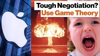 How Game Theory Solves Tough Negotiations: Corporate Tax Cuts, Nuclear War, and Parenting