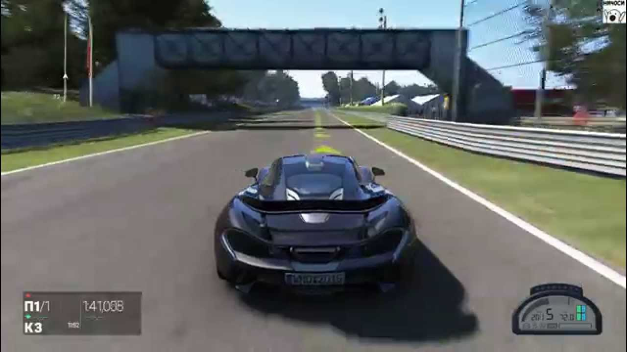 Project cars mclaren p1 bathurst 720p pc gameplay 60 fps - Project cars mclaren p1 ...