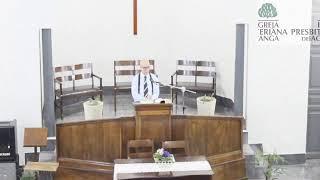 Transmissão ao vivo do culto do dia 14/06/2020