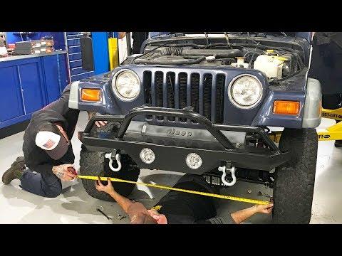 Week to Wheelin' 2018 – '97 Jeep TJ | Day 4