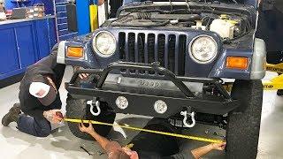 Week To Wheelin' 2018 – '97 Jeep Tj   Day 4