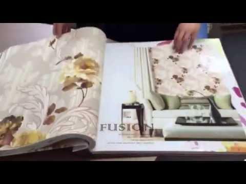 Fusion Wallpaper catalog Call 9943834663