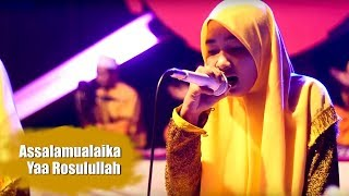 Gambar cover Assalamualaika ya rasulullah (cover Zerofaza) - LIVE IN ponpes Nurul Qodim 2017 VIDEO FULL HD