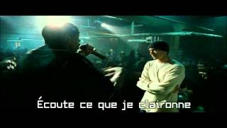 Download 8 mile-1ère battle contre Lyckety-Slpit [HD] sous-titré en français(VOSTFR) MP3 song and Music Video