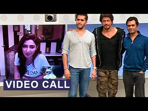 Mahira Khan Promotes Raees In India For The First Time | Shahrukh Khan | Nawazuddin Siddiqui | UNCUT