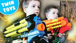 Nerf War:  The Welder 2