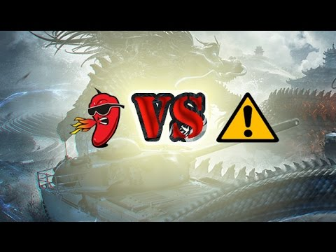 World of Tanks CW RED_S vs WNG