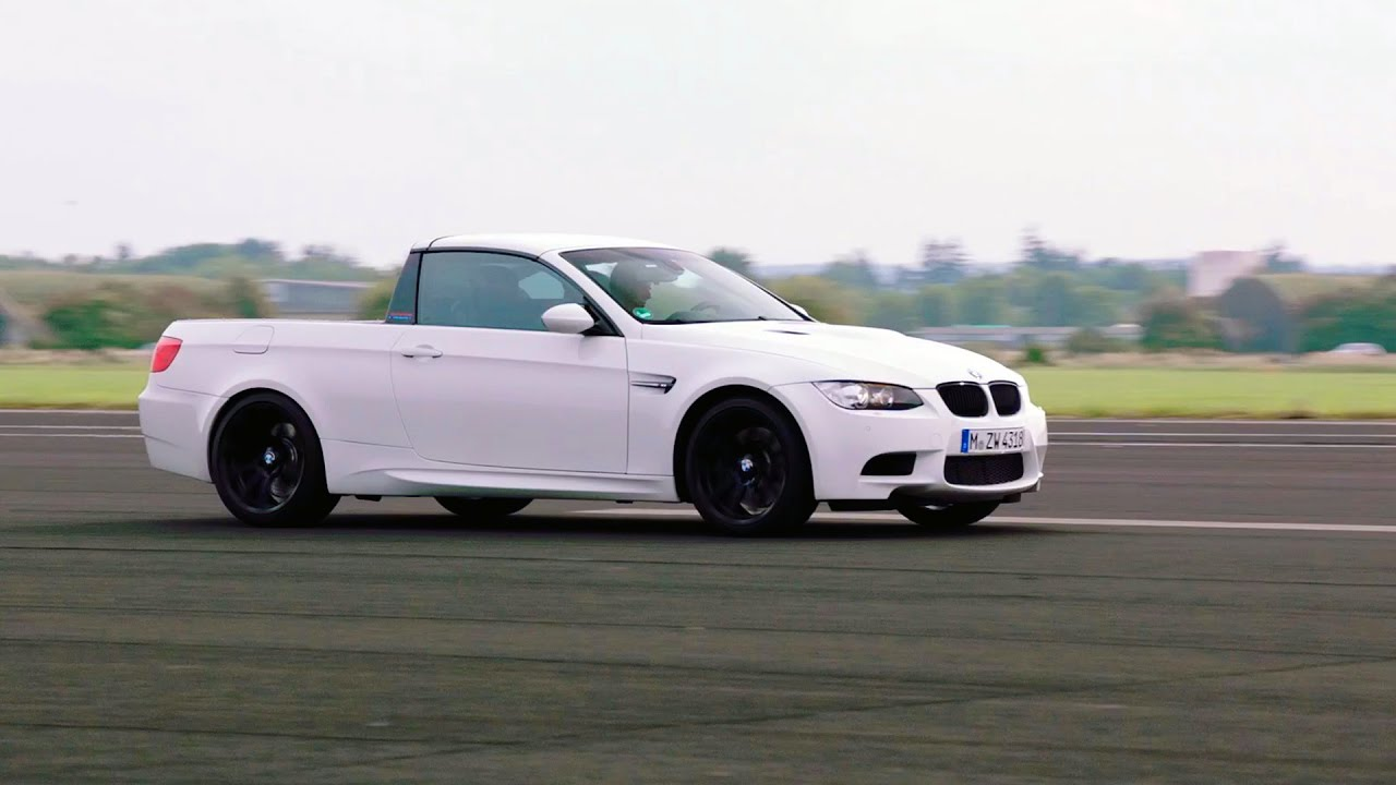 bmw m3 pickup e92 design and driving youtube. Black Bedroom Furniture Sets. Home Design Ideas