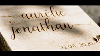 Wedding Aurélie & Jonathan / Restore by Jordan Critz