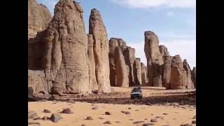 Algeria - Tamanrasset and Tassili Hoggar