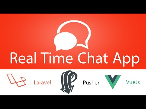 Lesson 40 Real Time Chat App Laravel Vuejs Pusher   Who Is Online User Show