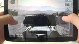 ARMA II: Firing Range Tegra 2 Android Game Review