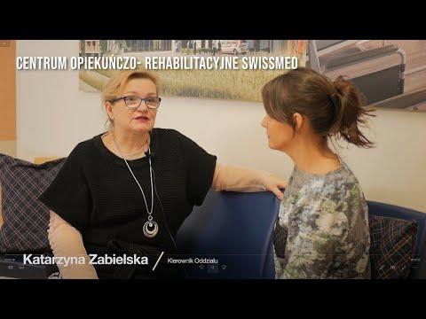 Rozmowa z Katarzyną Zabielską - Kierownik Centrum Opiekuńczo-Rehabilitacyjnego  Swissmed