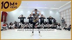Psycho Saiyaan | Awez Darbar Choreography