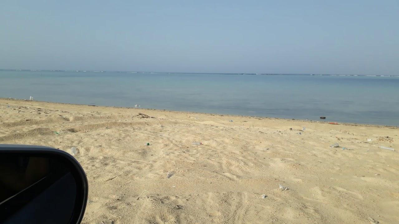 Tropical Island Beach Ambience Sound: شاطئ بحر الشعيبة منطقة الصيد بالمفتوحة بتاريخ 1438/11/16