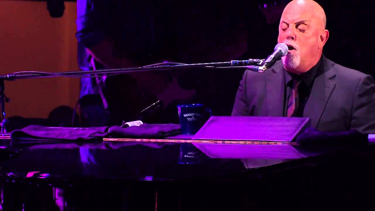 Billy joel running on ice msg april 3 2015 youtube - Billy joel madison square garden march 3 ...