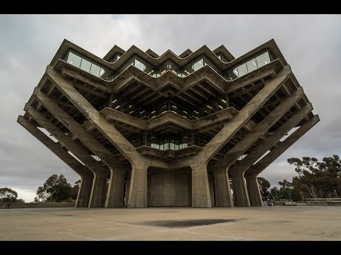 In The Field: Geisel Library