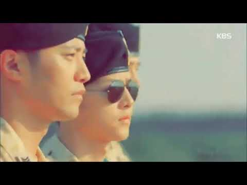 Rabba ( Sad Song ) || Korean Mix || Descendants Of The Sun || Song Joong Ki And Jin Goo