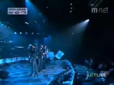 강타(Kangta).Mnet Just Live 中 인형 (Doll)