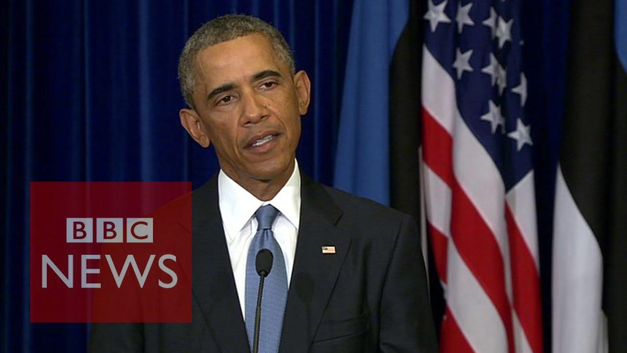 Steven Sotloff 'decapitación': 'Se hará justicia' a ISIS, dice Obama – noticias de BBC