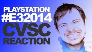 Sony E3 2014 Reaction Thumbnail