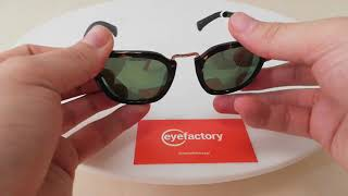 Calvin Klein Jeans Wayfarer Sunglasses CKJ775S 215