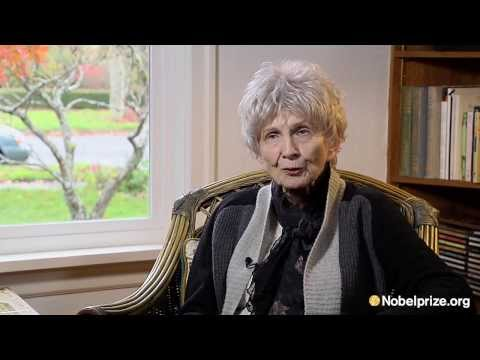 Alice Munro, In Her Own Words: 2013 Nobel Prize in Literatur