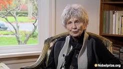Alice Munro, In Her Own Words: 2013 Nobel Prize in Literature