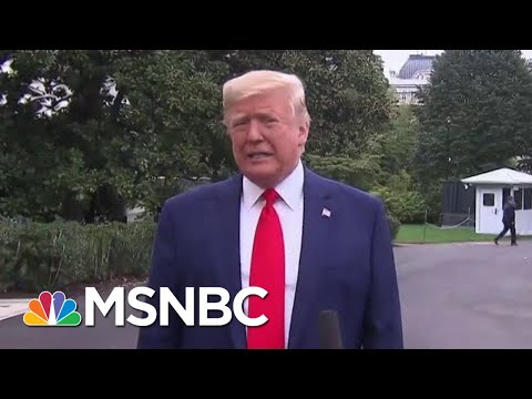 Breaking Down The Politics Of Impeachment   Velshi & Ruhle   MSNBC