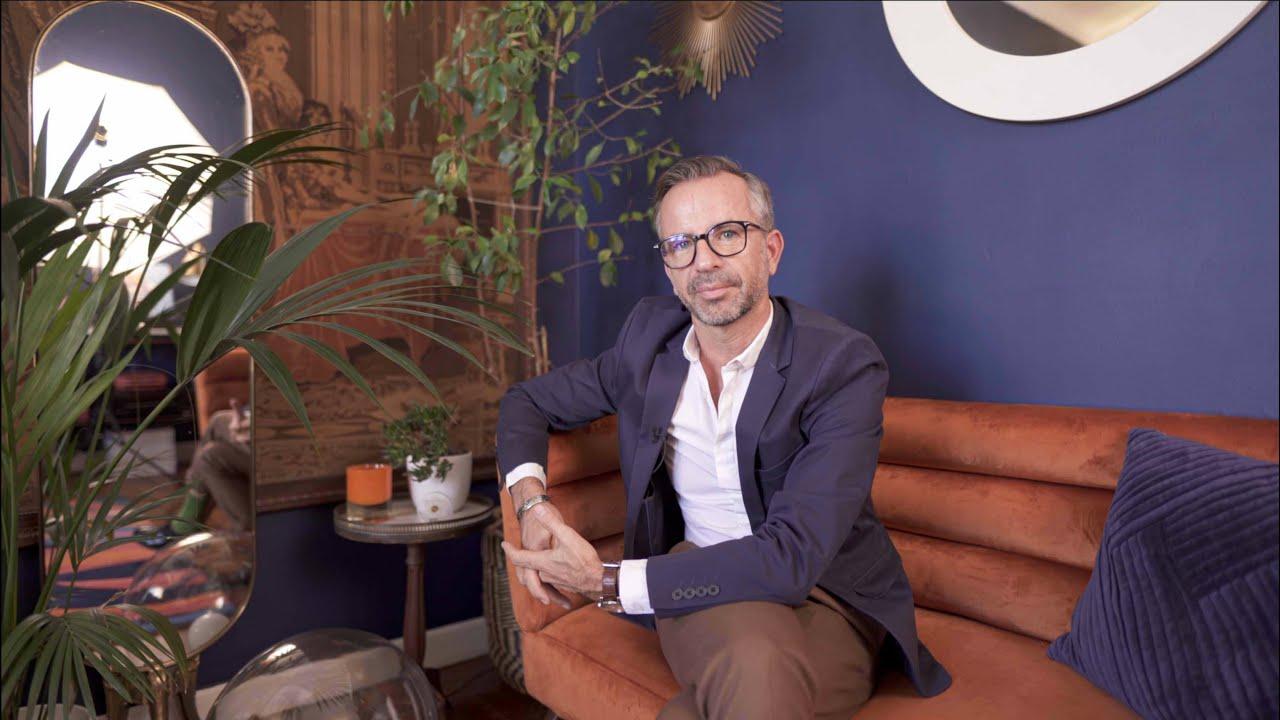 Interview du décorateur Olivier Francheteau