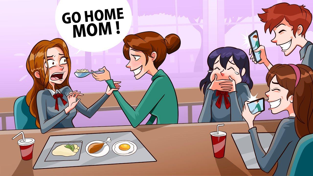 This Is My Mom! My Strange Life