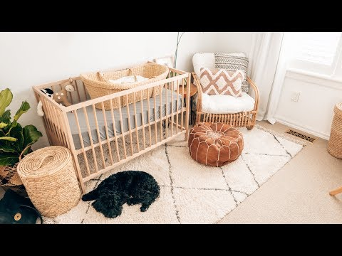 Nursery Tour | Baby Bambi's Bedroom Reveal ♡