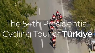 Turkey Home - The 54th Presidential Cycling Tour of Turkey