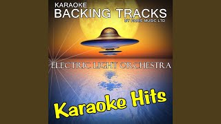 Wild West Hero (Originally Performed By Electric Light Orchestra) (Karaoke Version)