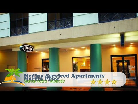 Medina Serviced Apartments Martin Place - Sydney Hotels,  Australia