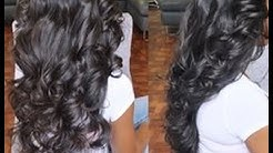 How To: Full Sew In Weave with Brazilian Virgin Hair