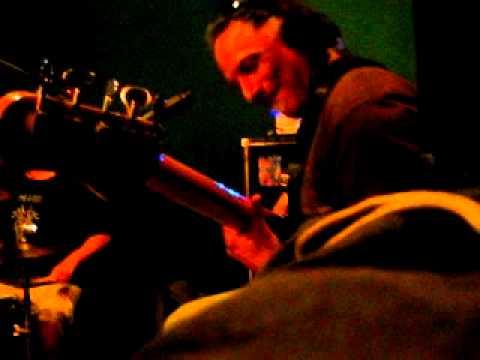 Kirk Powers - Point Blank Pre Tour Rehearsal Austin,TX. - Alleva Copplo Kbp5 Bass, Genz Benz Amp