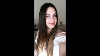 Straight hair, don't care! Quick and easy hairtutorial!