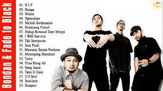 Lagu BONDAN PRAKOSO & FADE 2 BLACK Full Album Terbaik | RIP, Bunga, Waktu, Xpresikan