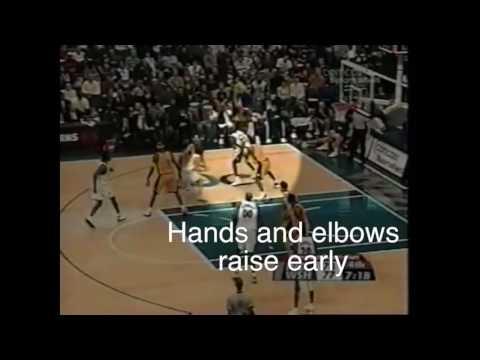 Michael Jordan Post Moves - No Dribble