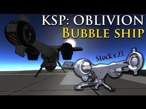 KSP VTOL: Oblivion Bubble Ship! *Craft File Included*