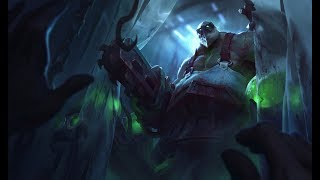 Месть и химтек | Озвучение League of Legends – Алексей Розин