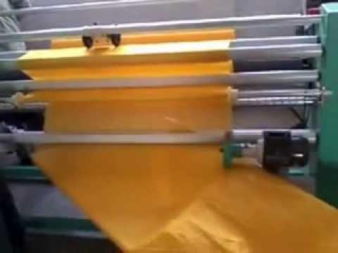 LA 2003B Bias Roll making machine