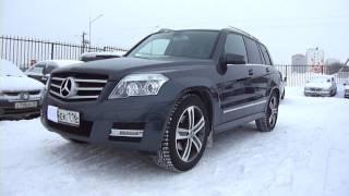 видео Mercedes-Benz GLK - цена и характеристики, фотографии и обзор